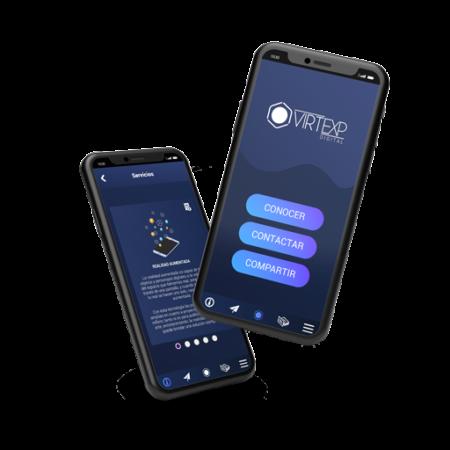 Virtexp Business App